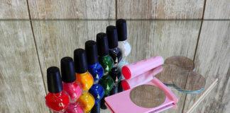 Sposoby na przechowywanie lakierów