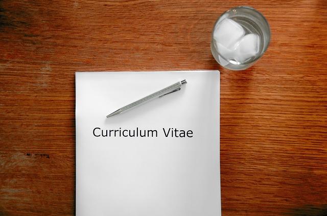 Jak pisać CV