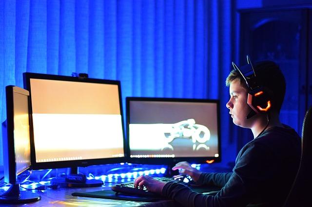 gry akcji na PC