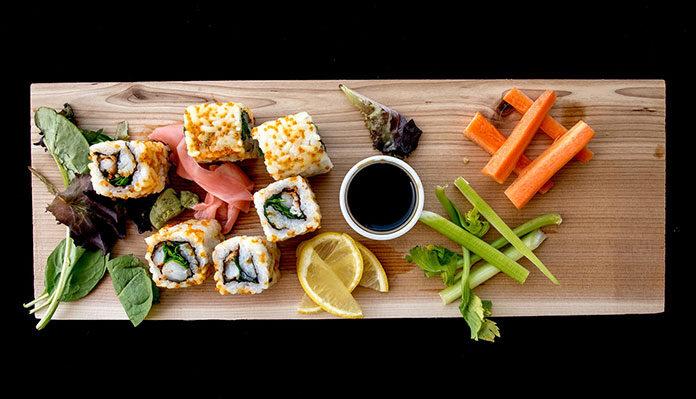 Odkrywanie nowych smaków w japońskiej restauracji