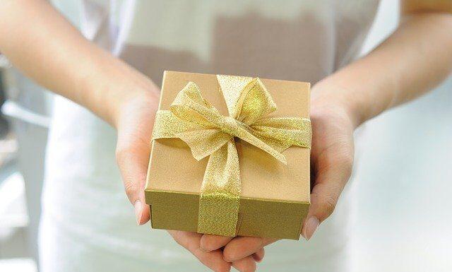 prezent dla świadków